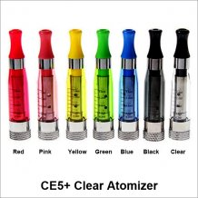 Wireless CE5+ Atomizer for EGO Series Electronic cigarettes ce5 plus clearomizer