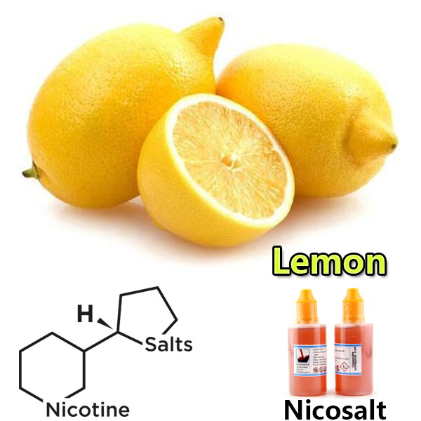 50ml Dekang Lemon Nicotine Salt E-liquid e-juice