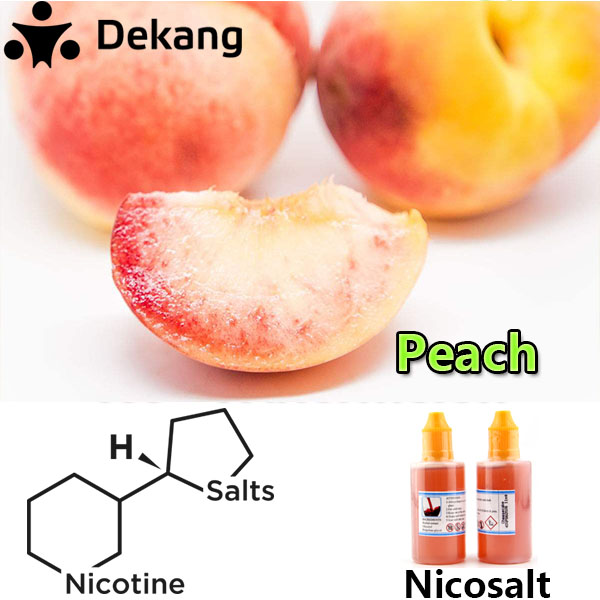 50ml Dekang Peach Nicotine Salt E-juice