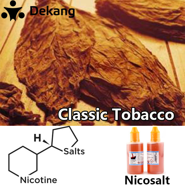 50ml Dekang Tobacco Nicotine Salt E-liquid